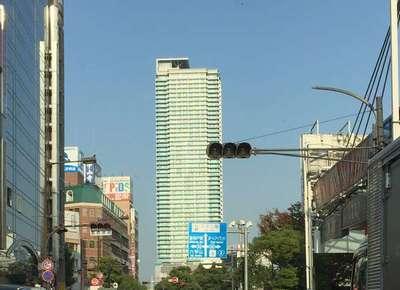 151023①city-tower-kobe-sannomiya_54kai_singoukieteru